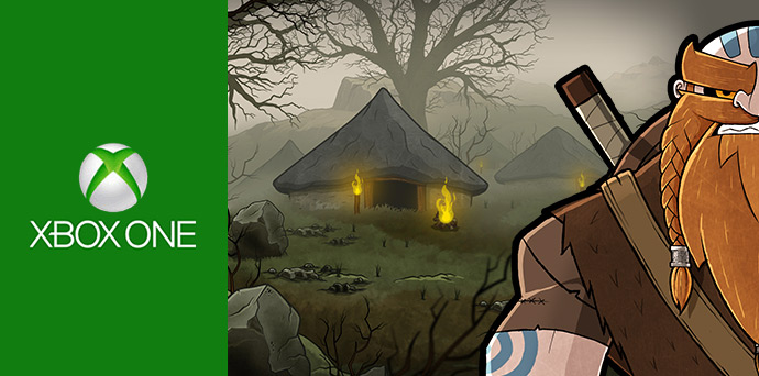 Wulverblade coming to Xbox One!