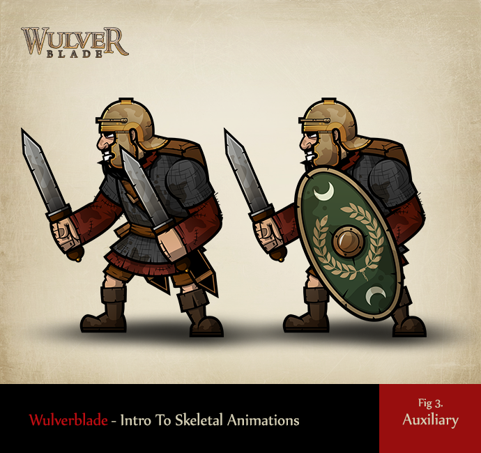 Wulverblade: Auxiliary Enemy