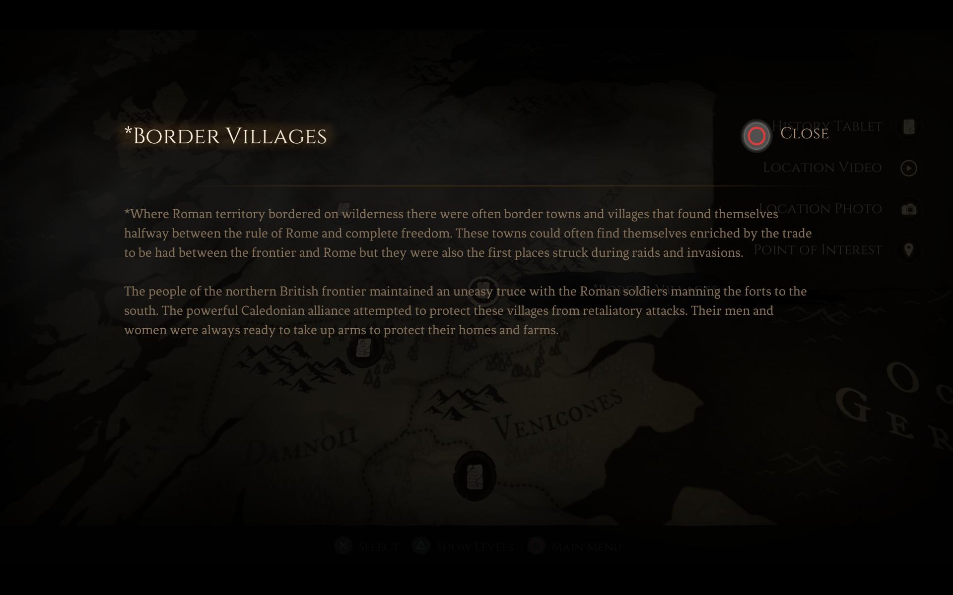 Border Villages