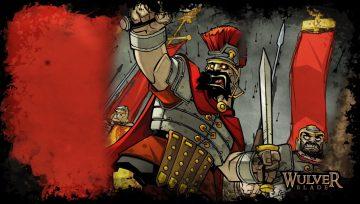 Wulverblade Roman Centurion