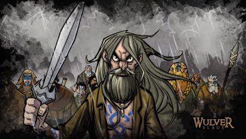 Wulverblade Calgacus Tribal Warrior